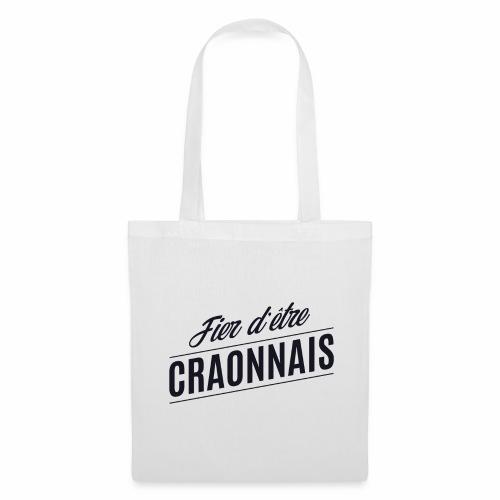 Fier d'être Craonnais - Craon - Tote Bag
