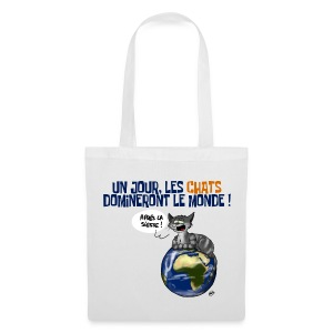 Les chats domineront le monde - Tote Bag