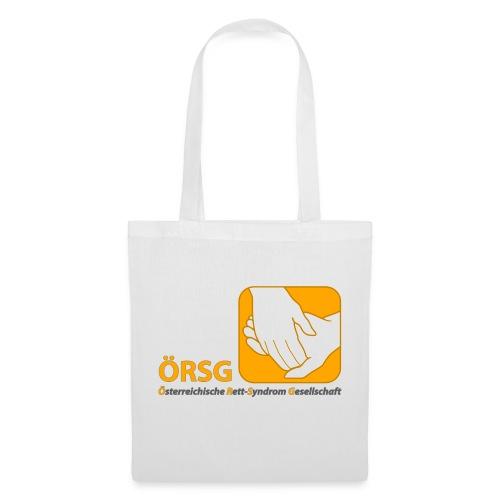 Logo der ÖRSG - Rett Syndrom Österreich - Stoffbeutel