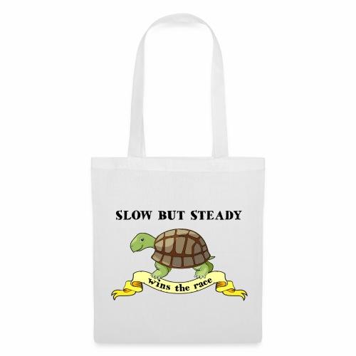 Slow but Steady - Tygväska
