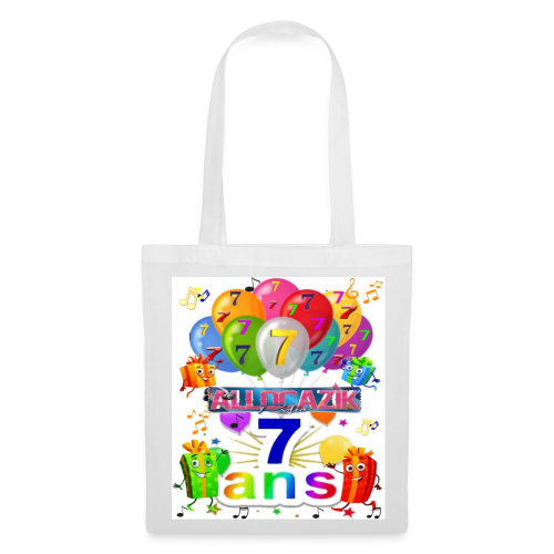 7 ANS RADIO ALLOCAZIK2 1 - Tote Bag