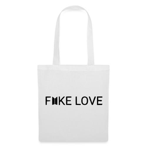 FAKE LOVE - Tote Bag