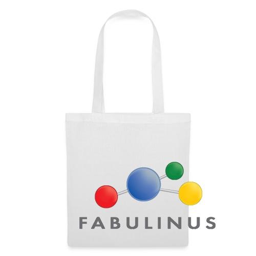 Fabulinus Grijs - Tas van stof