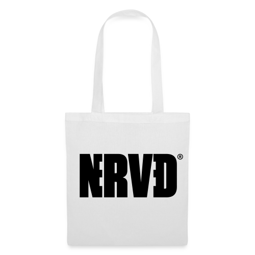 Official Nerved® Logo Black - Tote Bag