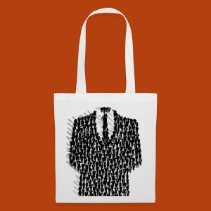 Anonymous Smoking - Tote Bag