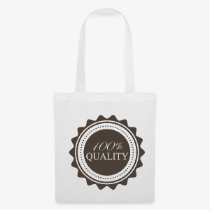 100% Quality - Tote Bag