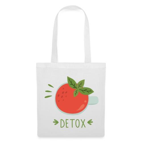 Detox Juice - Borsa di stoffa