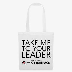Take me to your leader - Tas van stof