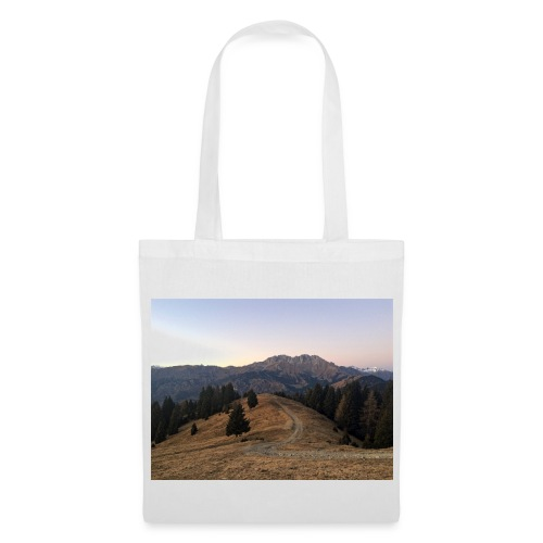 Mountain - Borsa di stoffa