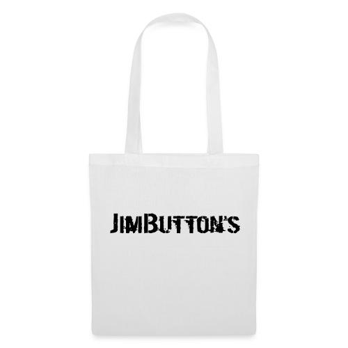 JimButton's girly pinky - Stoffbeutel