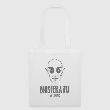 Nosferatu head Wismar - Tote Bag