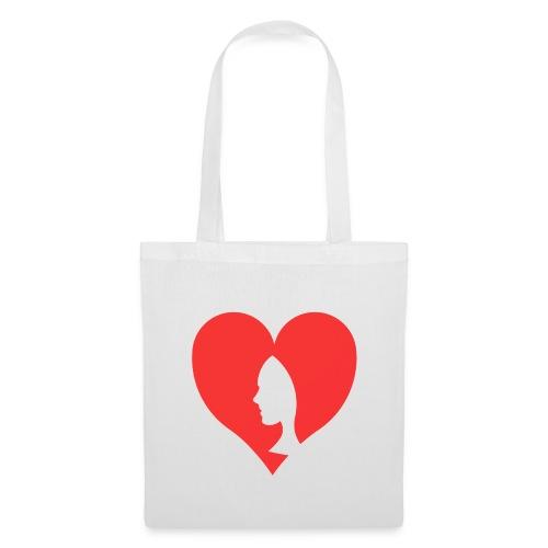 Valentine Woman - Tote Bag