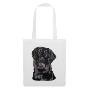 flatcoated retriever p - Mulepose