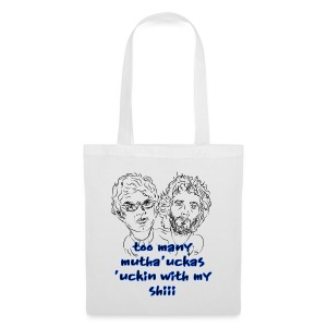 Mutha Ucka Flight of the Conchords - Tote Bag