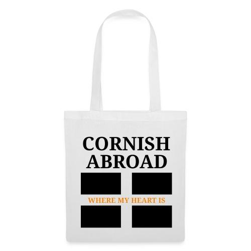 Cornish abroad - Tote Bag