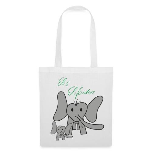 Eles Elefanten - Stoffbeutel