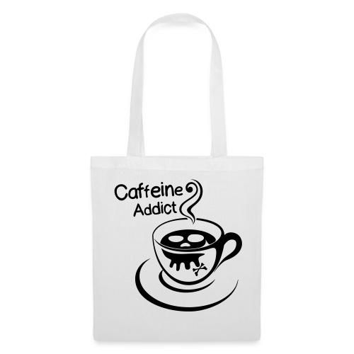 Caffeine Addict - Tas van stof