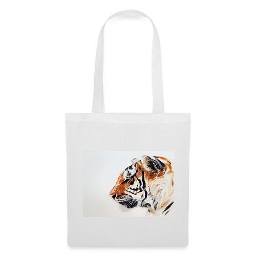 Tigre - Bolsa de tela
