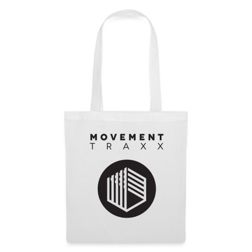 Movement Traxx - 'Standard Logo 3' - Tote Bag