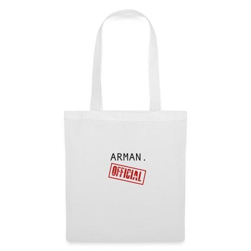 OFFICAL ARMAN - Tas van stof