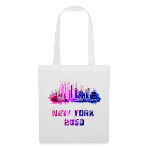 New York 2050 - Tote Bag