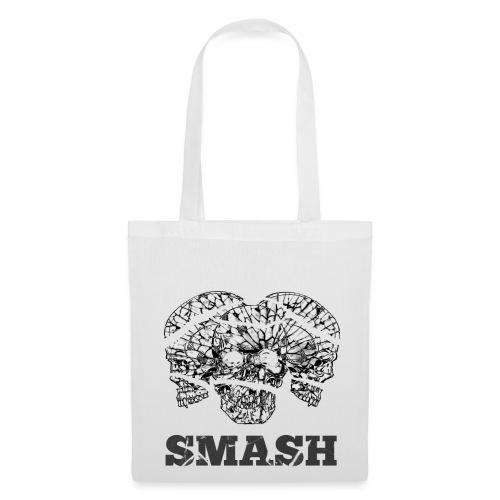 SKULL SMASHED - Tote Bag