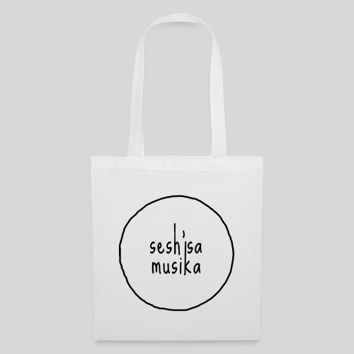 Sesh'sa Musika Official Label logo - Tote Bag