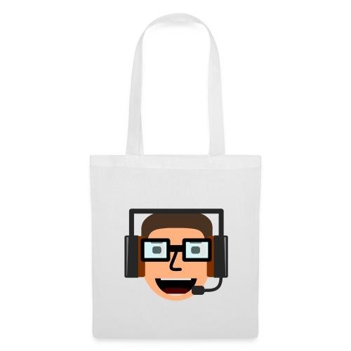 Retros Pixelshow Logo ohne Hintergrund - Stoffbeutel