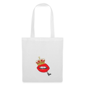 T-Shirt donna Fashion Royal - Borsa di stoffa
