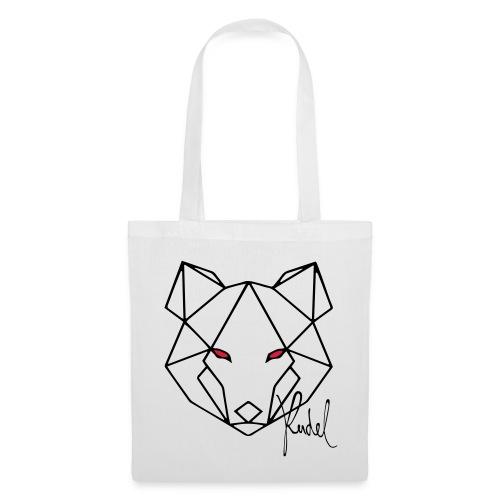 Wolf Rudel - Stoffbeutel