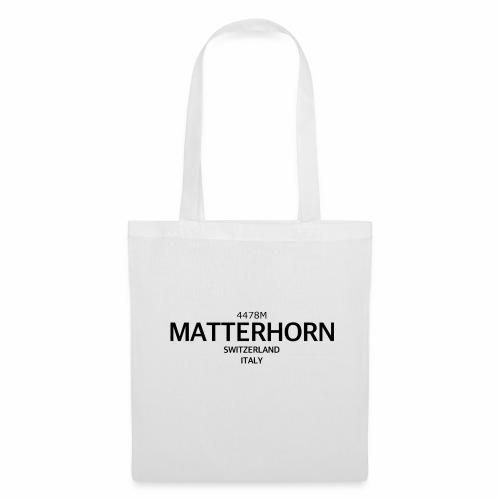MATTERHORN - Bolsa de tela