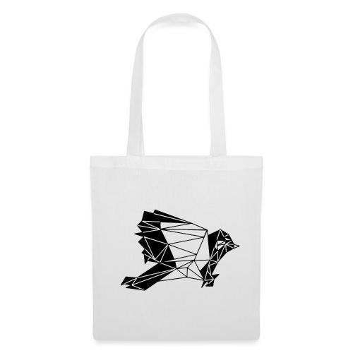 White Sparrow - Stoffbeutel