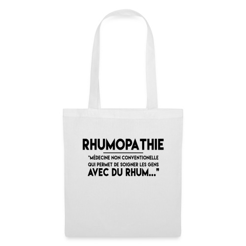 Rhumopathie - Tote Bag
