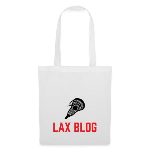 LaxBlog - Tote Bag