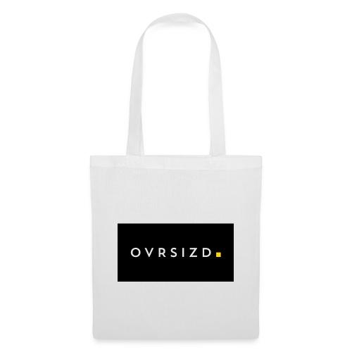 OVRSIZD logo - Tote Bag
