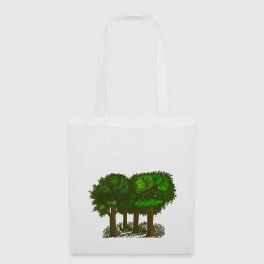 forêt - Tote Bag