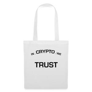In Crypto we trust - Tas van stof