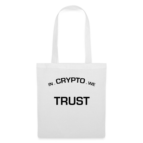 In Crypto we trust - Tas van stof