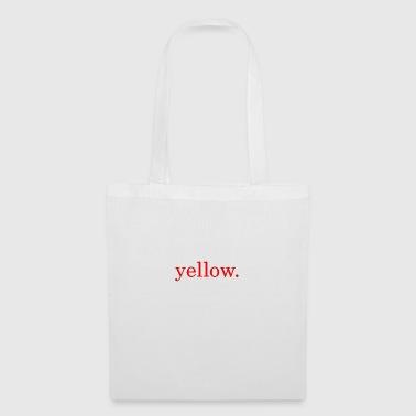 jaune - Tote Bag