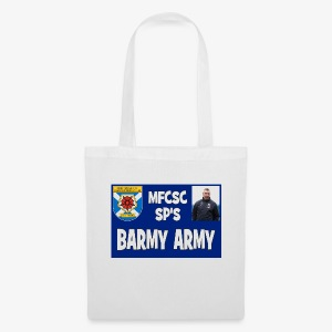 Barmy Army - Tote Bag