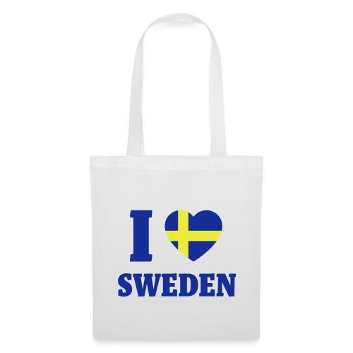 LoveSweden - Tygväska