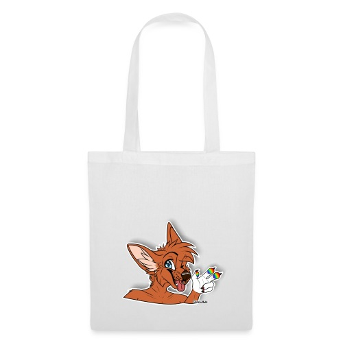 GlitchMutt's Avery Miller - Tote Bag