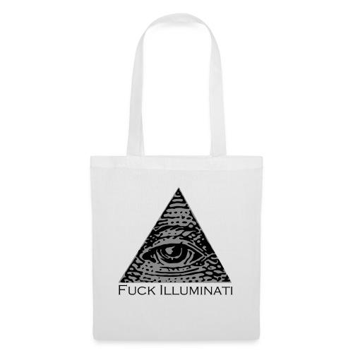 Fuck Illuminati - Borsa di stoffa