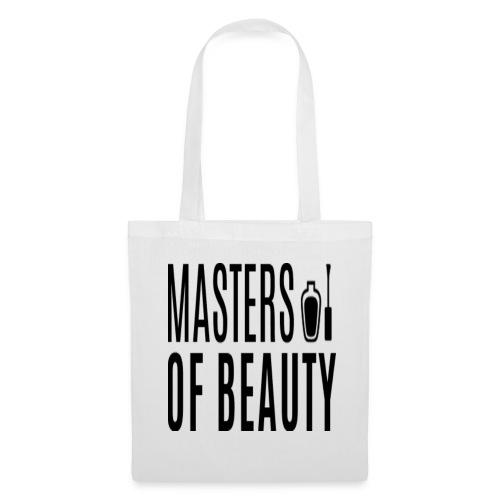 master of beauty string - Tas van stof