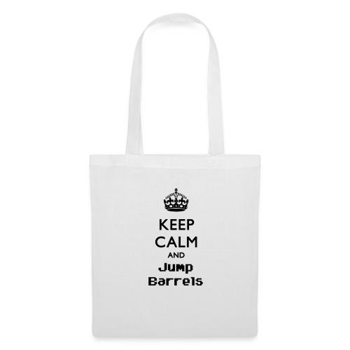Jump Barrels - Bolsa de tela