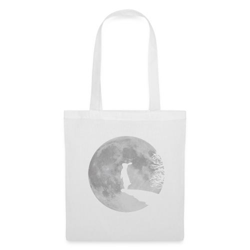 rabbit_wolf-png - Tote Bag