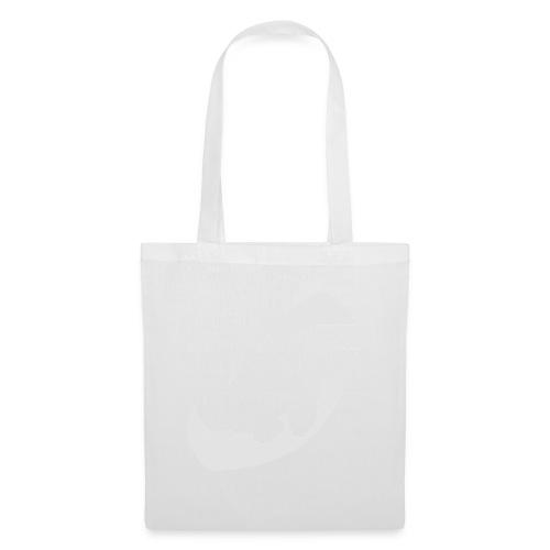 camiseta pico logo UF blanco - Bolsa de tela
