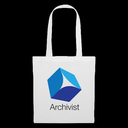 ArchiTAZZA Archivist - Borsa di stoffa