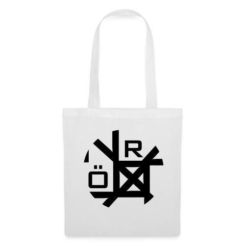 Nörthstat Group™ TecH | iCon - WHT.Knapsack - Tote Bag
