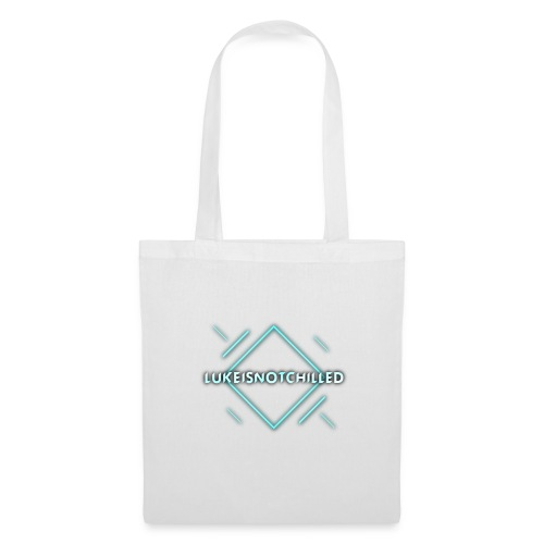 Lukeisnotchilled logo - Tote Bag